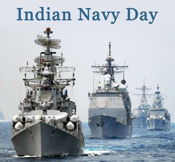 Indian Navy Day - Indian Navy Day ANH - ShareChat