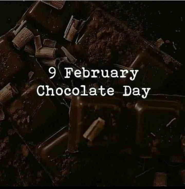 chocolate lover - 9 February Chocolate Day - ShareChat