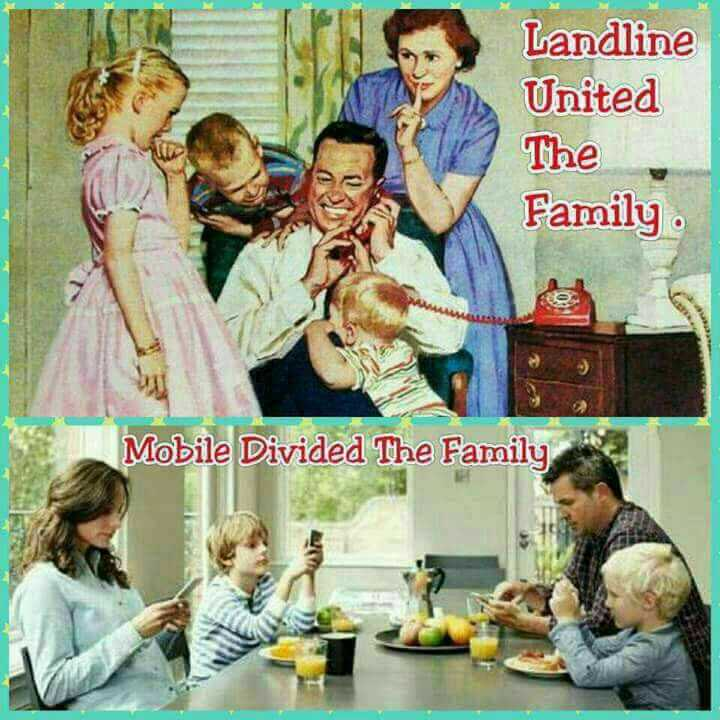 🥁 താളം band - Landline United The Family Mobile Divided The Family O ) - - ShareChat