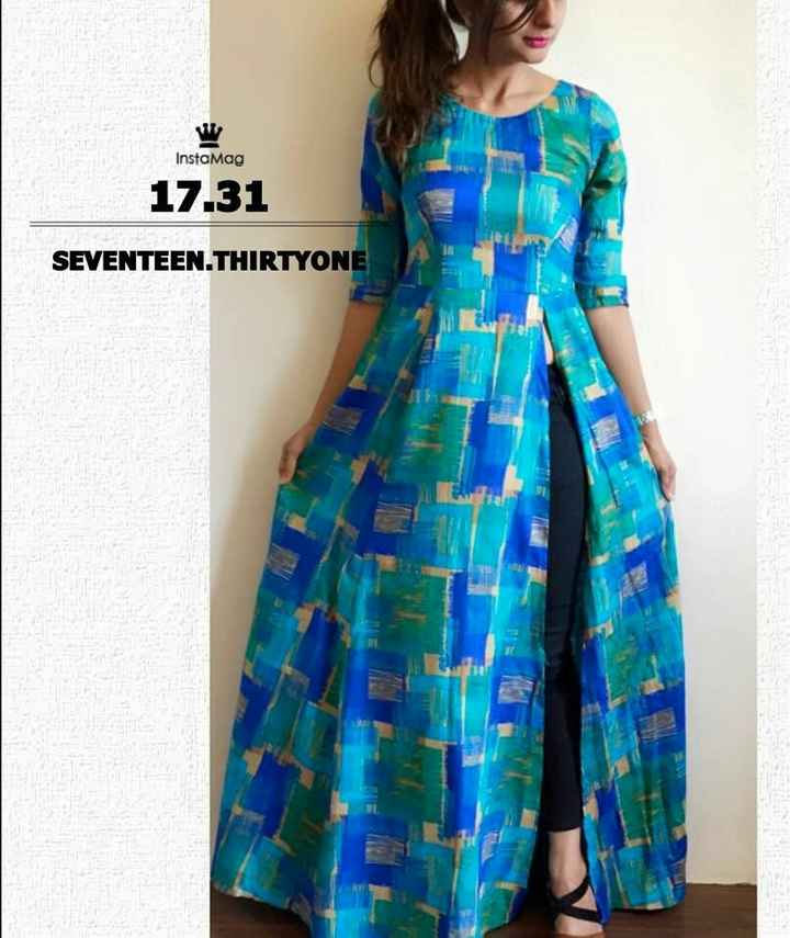 👗फैशन टिप्स - Instamag 17 . 31 SEVENTEEN . THIRTYONE - ShareChat