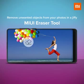 MIUIFeature - וה Remove unwanted objects from your photos in a jiffy MIUI Eraser Tool וה Remove unwanted objects from your photos in a jiffy MIUI Eraser Tool - ShareChat