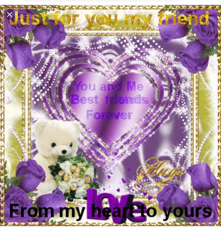 sneham - Exlust or you myfterd 1273520 You and Me Best rends Forever Erom my hear to yours - ShareChat