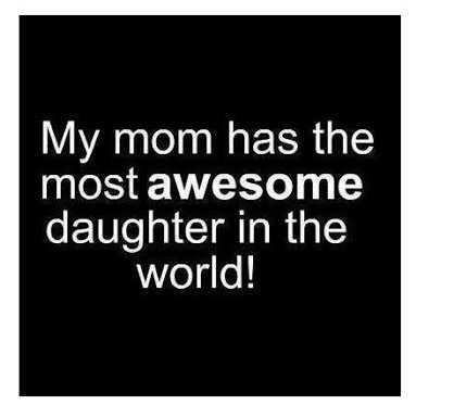 meri maa. - My mom has the most awesome daughter in the world ! - ShareChat