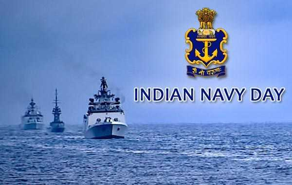 Indian Navy Day - ॥ नो वर INDIAN NAVY DAY - ShareChat