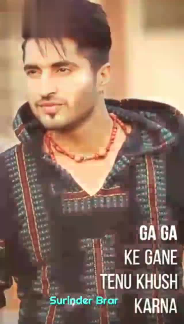 tere piche jassi gill da nw song - Download from Surinder Brar GA GA KE GANE TENU KHUSH KARNA Download from NIKHIL Surinder Brar - ShareChat