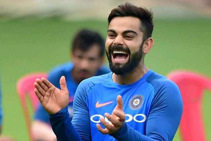 Happy Birthday Virat Kohli 🎂 - ShareChat