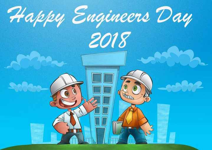 Happy Engineers Day - Happy Engineers Day 2018 ( 日 ) - ShareChat