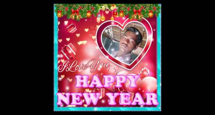 k g f - ILove You HAPPY NEW YEAR - ShareChat