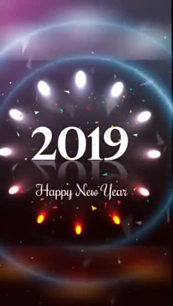 happy new year wishes 2019 - Happy New Year 2019 imagestall . com HAPPY NEW YEAR - ShareChat