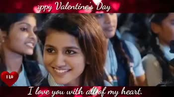 happy valentine's day - Happy Valentines Day Sujan I love you with all of my heart . Happy Valentines Day I love you with all of my heart . Sujan - ShareChat