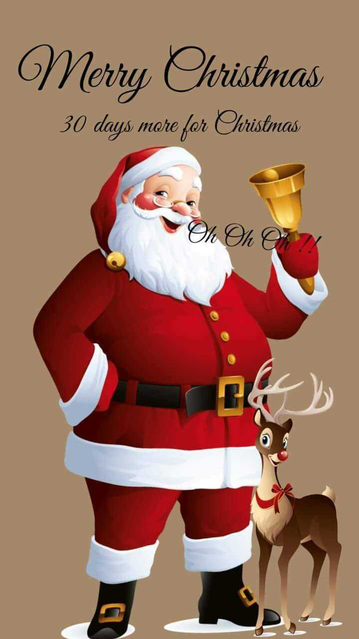 wishing - Merry Christmas 30 days more for Christmas Oh Oh Oy - ShareChat