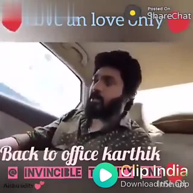 aadhi and parvathi - Dowelcachinggaus Posted On : Sharechat Love sive an love niye Back to office karthik INVINCIBLE TO India Aishu edits Download the app Download from out : Posted On : Sharechat 18vė an lovė yhlyrechat Love INZA Back to office Karthik @ INVINCIBLE I Alshu edits india Download the app - ShareChat