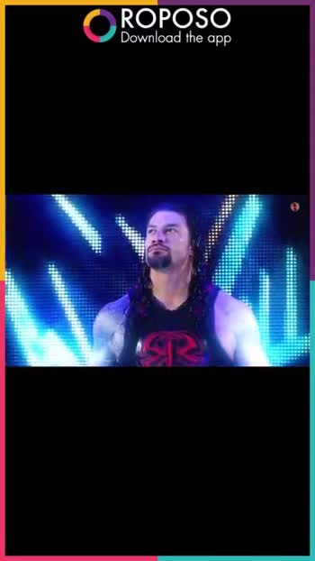 Roman Reigns miss you - ROPOSO Download the app ROPOSO Download the app  - ShareChat