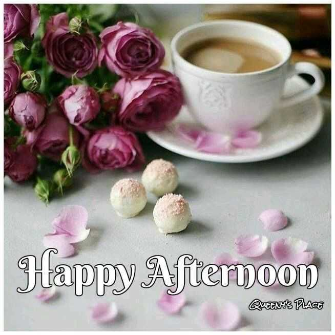 good afternoone - กับกอง Nanoอก Afternoon QUEEN ' S Place - ShareChat