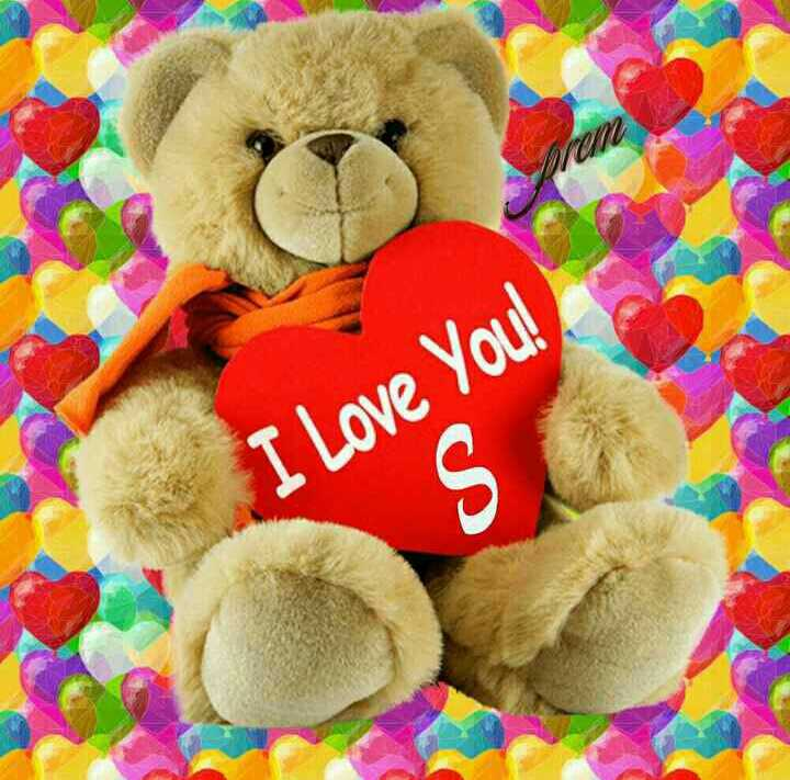 Teddy Lover - I Love You !  - ShareChat