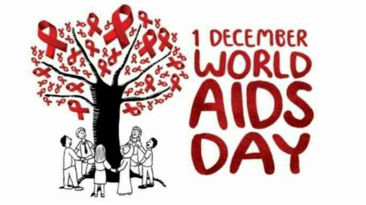 AIDS Day - & x 1 DECEMBER WORLD AIDS SIMIT A DAY - ShareChat