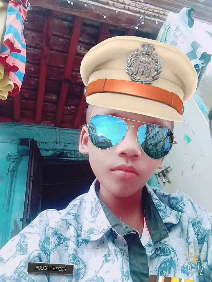 happy happy birthday kv - POLICE OFFICER - ShareChat