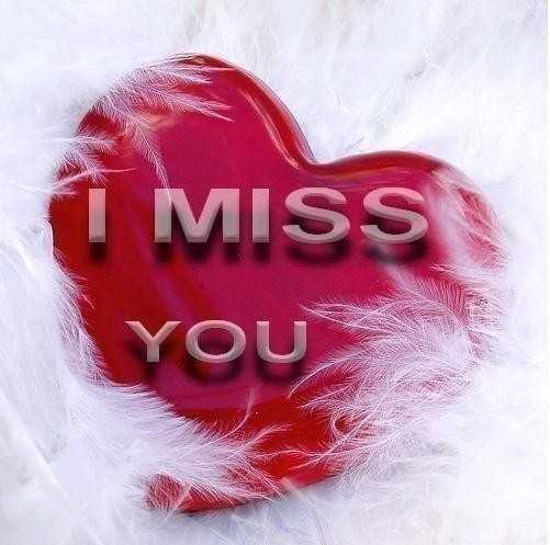 💞feeling missing💞😔👈 - I MISS YOU - ShareChat