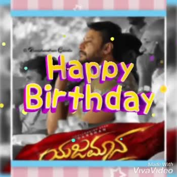 Happy birthday Big B - Made With VivaVideo Made With VivaVideo - ShareChat