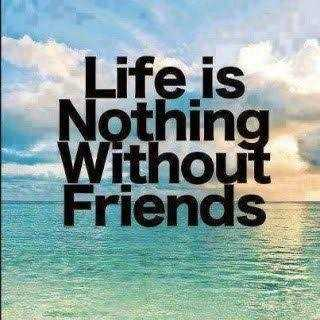 friend forevar - Life is Nothing Without Friends - ShareChat
