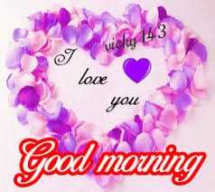 🌹good morning🌹 - uchu 143 love you Good morning - ShareChat