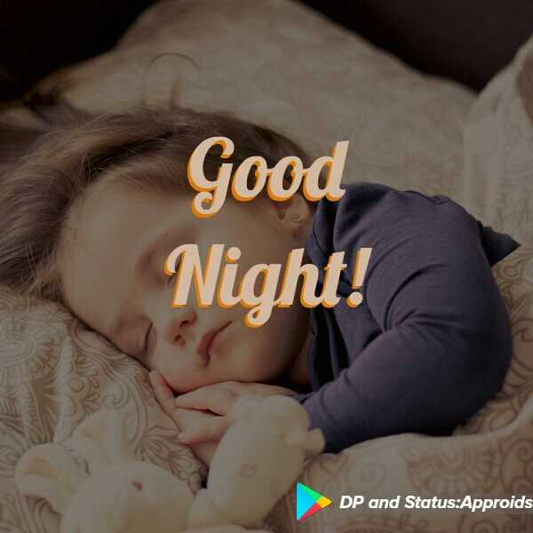 good night - Good Night ! DP and Status : Approids - ShareChat