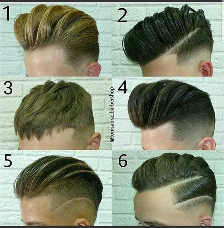 hairstyle - @ tonisaura _ barbershop AN WOS - ShareChat
