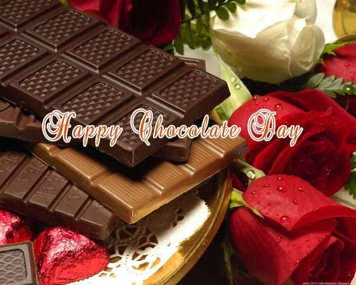 happy chocolate day 🍫🍫 - Cloppay Checolate Chan www . 2013 - valentinesday . blogspot . com - ShareChat