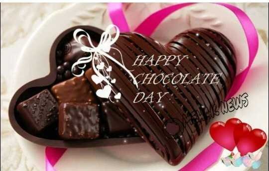 happy chocolate day - HAPPY CHOCOLATE DAY MS NEWS - ShareChat