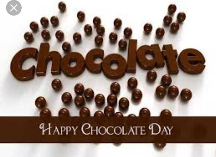 🍫happy chocolate day 🍫 - HAPPY CHOCOLATE DAY - ShareChat