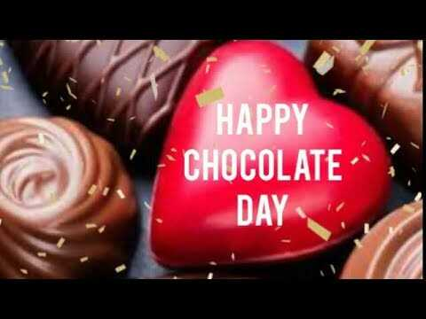 happy chocolate day 🍫🍫 - HAPPY CHOCOLATE DAY - ShareChat