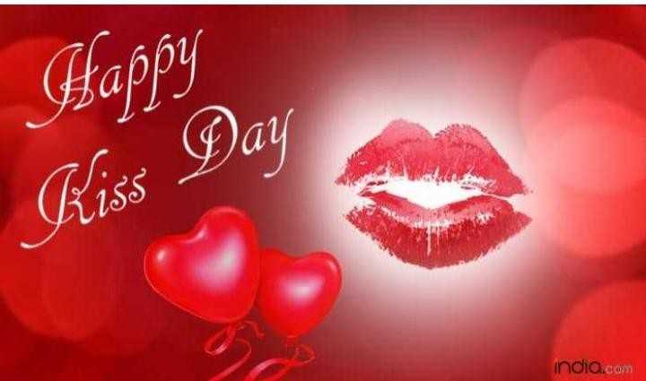 happy kiss day - Skappy Kiss Day india . com - ShareChat