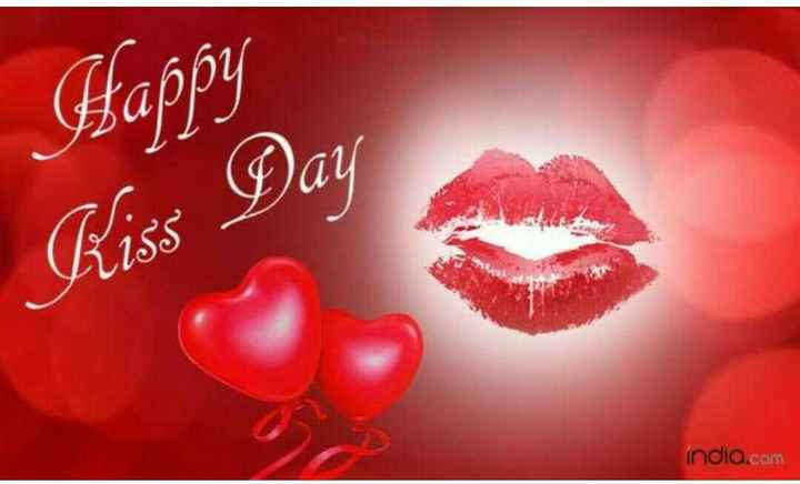 happy kiss day - Jappy Kiss Day india . com - ShareChat