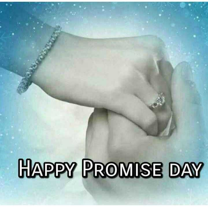 💍 happy promise day ♥️ - HAPPY PROMISE DAY - ShareChat