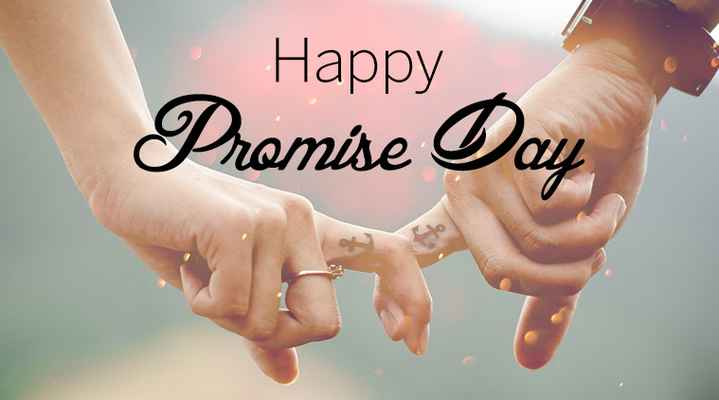 happy promise  day - Happy Promise Day - ShareChat