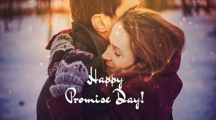 happy promise  day - soby Vromise - ShareChat