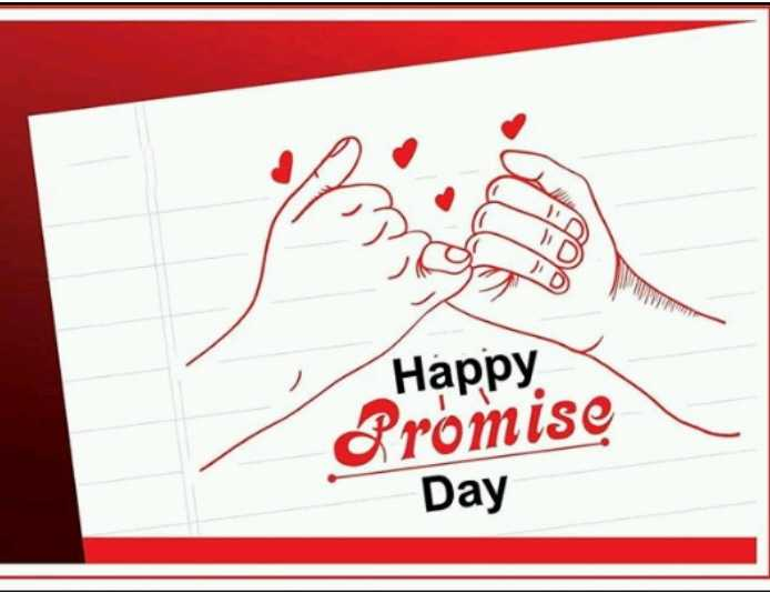 happy promise day💐💐 - VD D : D Happy . Promise Day - ShareChat