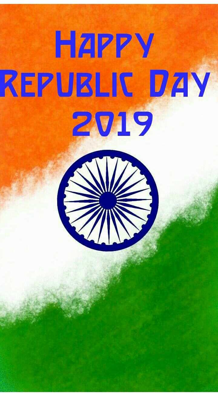 happy republic day - HAPPY REPUBLIC DAY 2019 - ShareChat