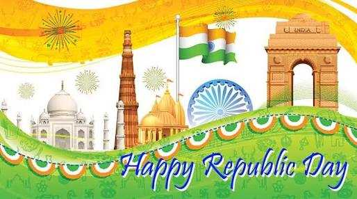 happy republic day - CLUDIN QUO Happy Republic Day - ShareChat