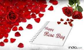 happy rose day 😘😘 - Slappy Rose Day india . com - ShareChat