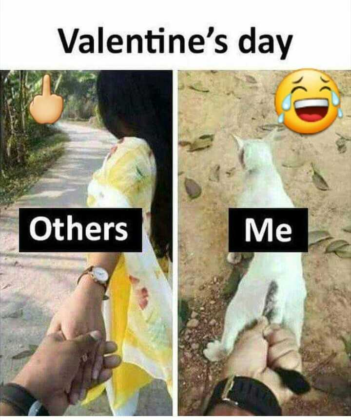 happy valentines day - Valentine ' s day Others Me - ShareChat