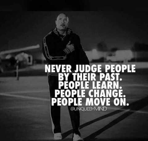 it'z me razik__raaz - NEVER JUDGE PEOPLE BY THEIR PAST . PEOPLE LEARN . PEOPLE CHANGE . PEOPLE MOVE ON . @ UNIQUEBYMIND - ShareChat
