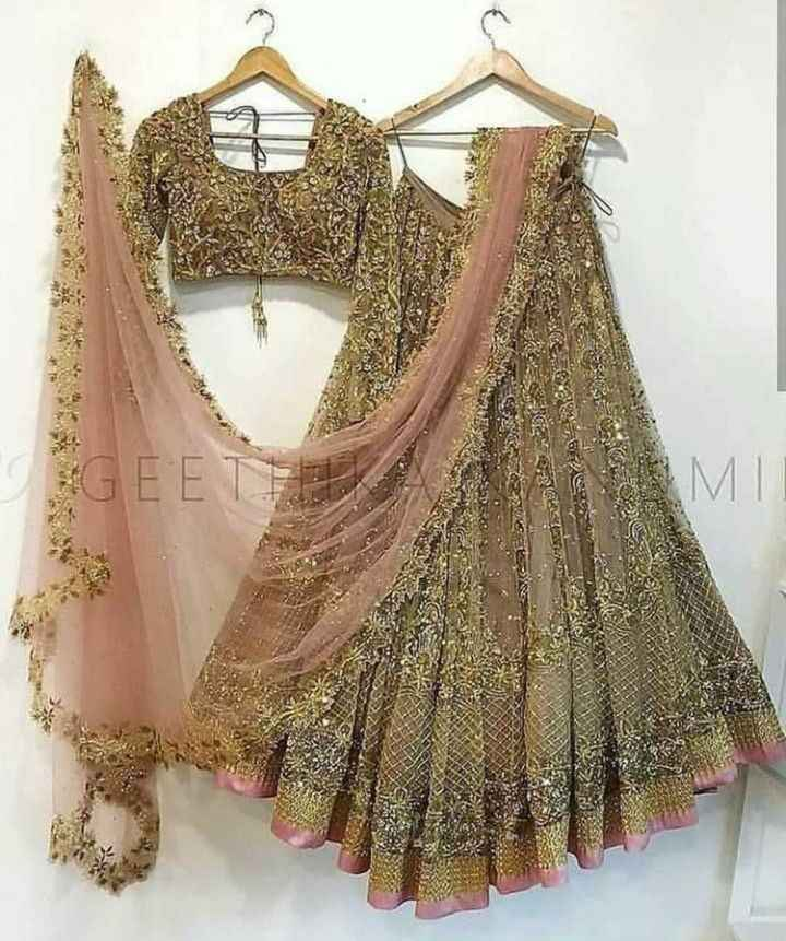 💕lehnga collection 💕💕 - Boeken GEE MI RESUAR - ShareChat