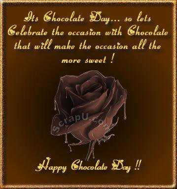 💖l love chocolates 💖 - Its Shocolate Day . . . so lets Celebrate the occasion with Chocolate that will make the occasion all the more sweet ! Cerapu . com Happy Chocolate Day ! ! - ShareChat