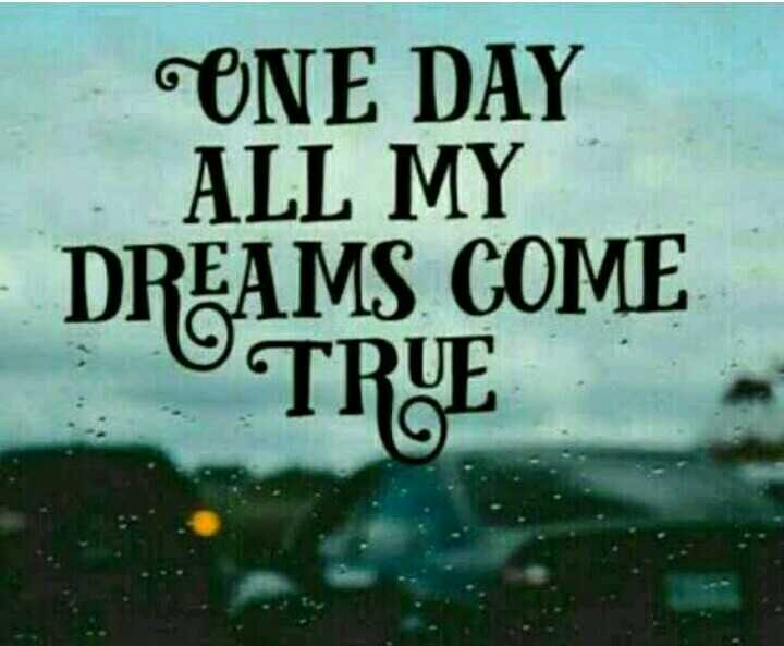 manasina maathu - ONE DAY ALL MY - DREAMS COME POTRUE - ShareChat