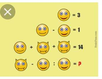 maths trick - ShareChat