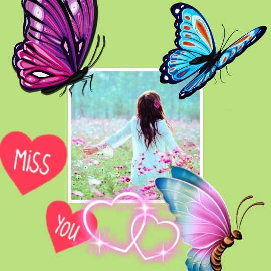 🍁🍁miss you🍁🍁 - 0 Miss - ShareChat