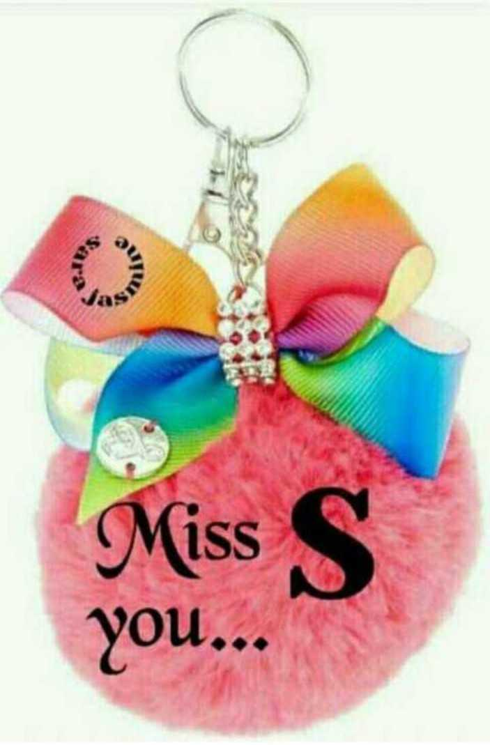 name art - Miss S you . . . - ShareChat