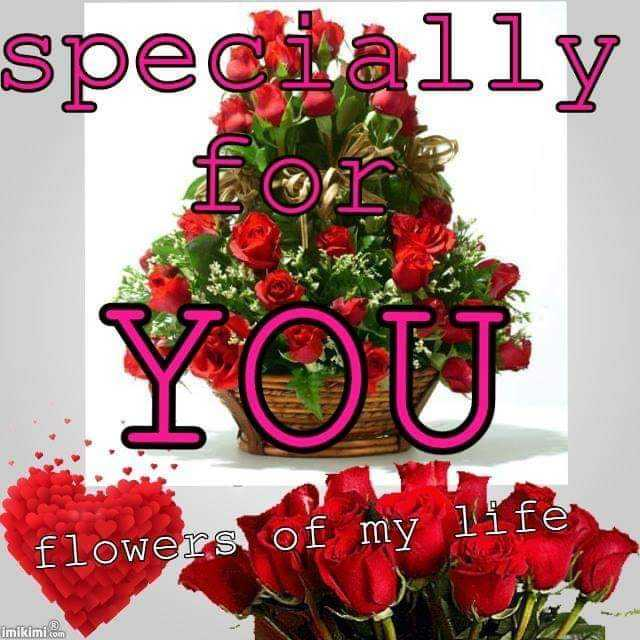 💕💕only for u💕 💕 - specially flowers of my life - ShareChat