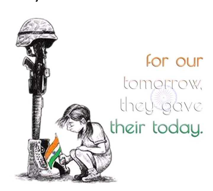 pulwama attack - for our tomerTOW , they gave When their today . - ShareChat